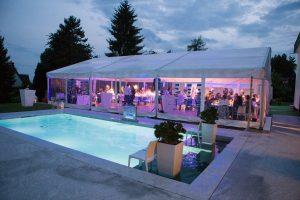 Hochzeitszelt mieten, Hochzeit im Zelt