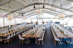Hochzeit im Zelt, Zeltverleih Lörrach, Rundbogenzelt