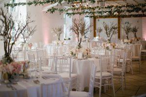 Runde Tische Hochzeit Lilienhof Ihringen